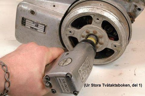 Fantastisk Elektrisk mutterdragare vid motorarbeten? - Experten - Classic Motor GM-75