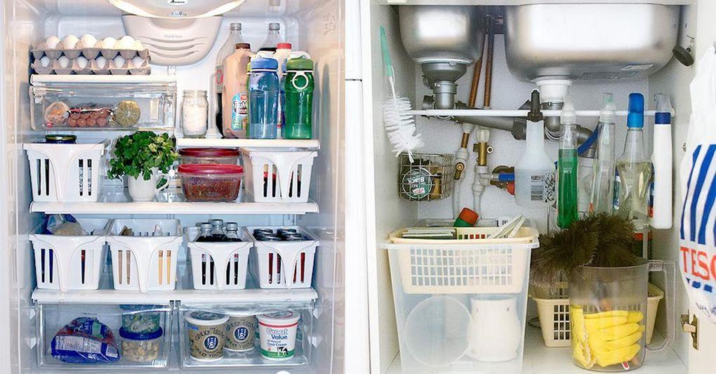 11 tips på hur ditt kök blir mer organiseratän någonsin tidigare Hus& Hem