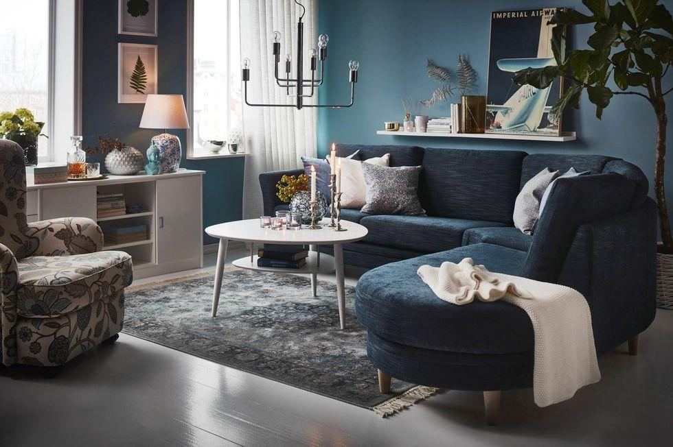 6 tips p̴ hur du inreder ditt vardagsrum riktigt h̦stmysigt РHus ...