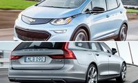 World Car of the Year närmar sig – Volvo V90 och Chevrolet Bolt bland finalisterna