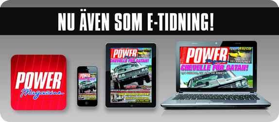 Power Magazine som e-tidning