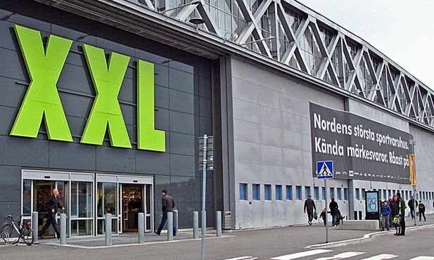 Xxl sweden sport